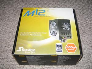 Seasonic M12 Box