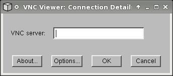 Linux Client Dialog