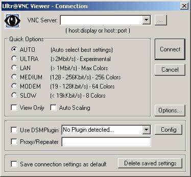 Windows Client Dialog
