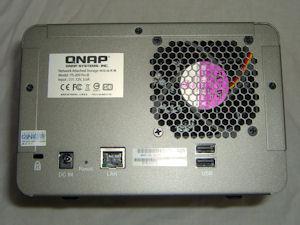 QNAP TS-209 Pro II - Missing Remote