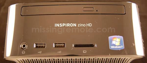 Dell Zino HD Frontpanel