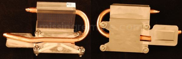 Dell Zino HD Heatsink