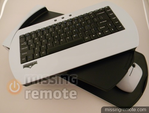 The Phantom Lapboard