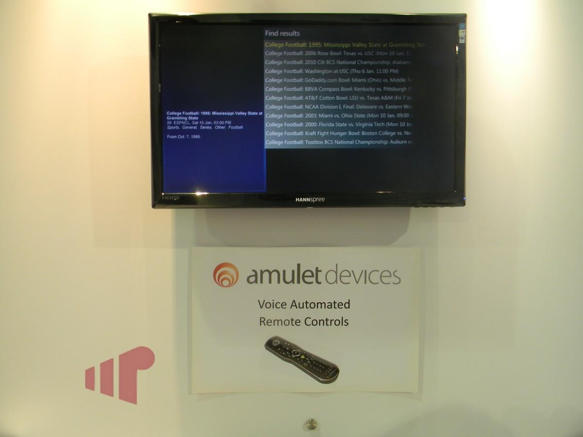 Amulet Devices