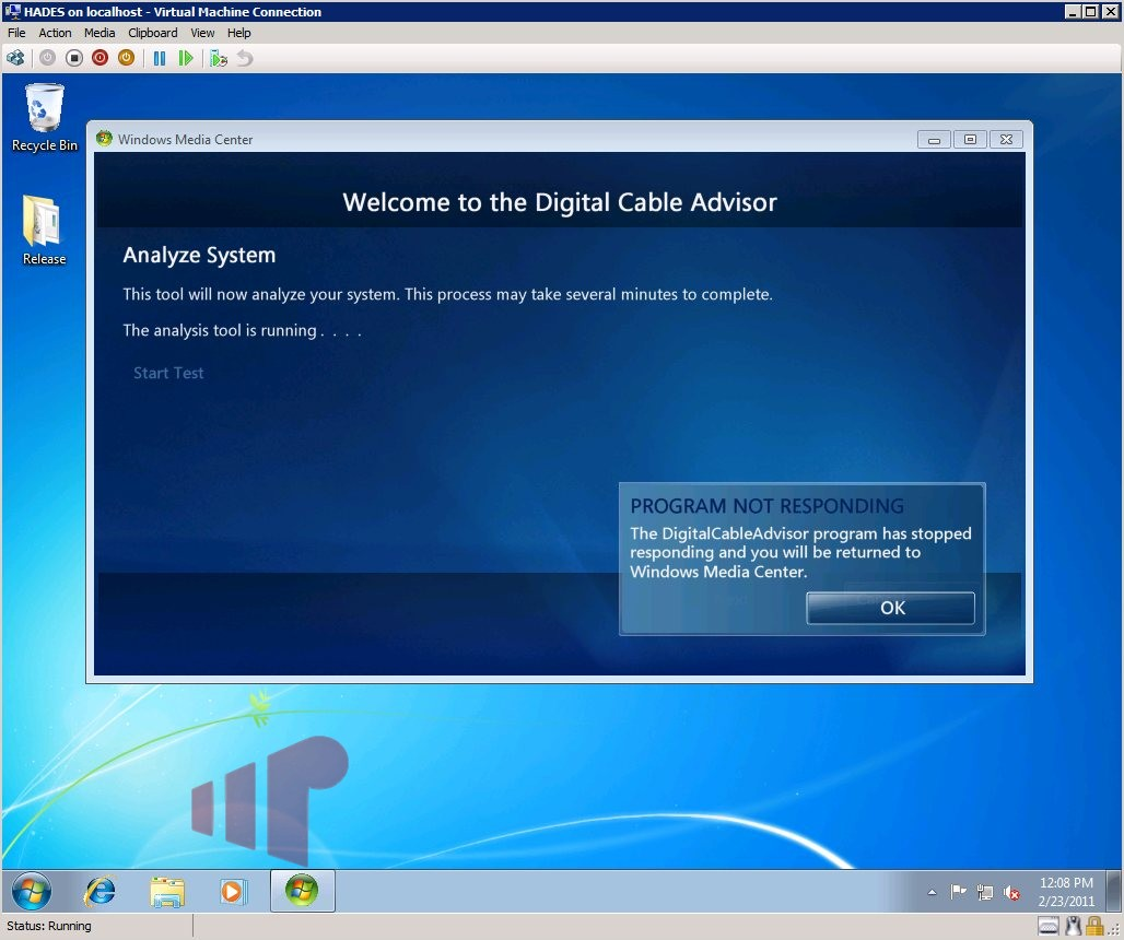 Free windows media center software download