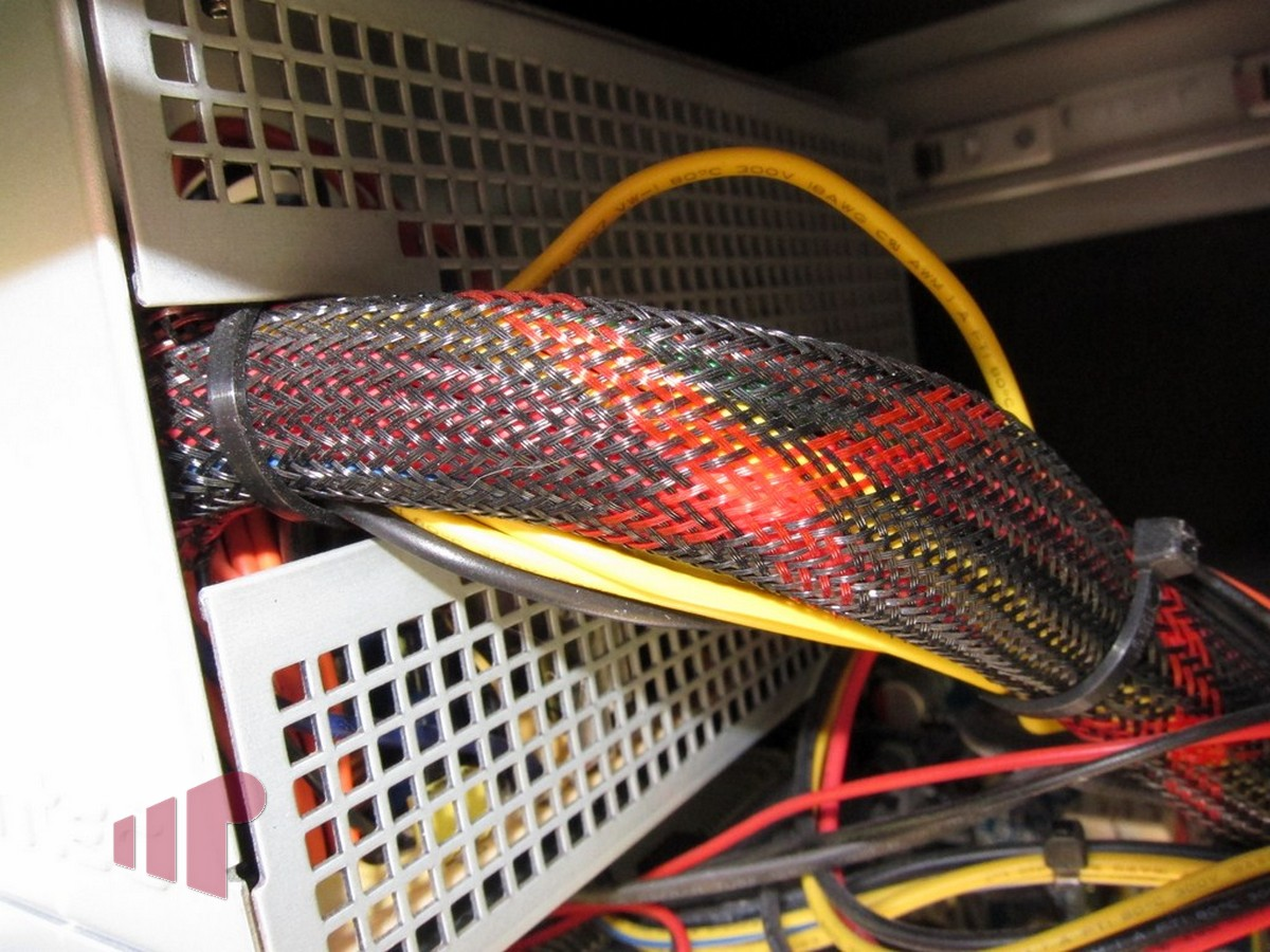 Dusted Power Supply