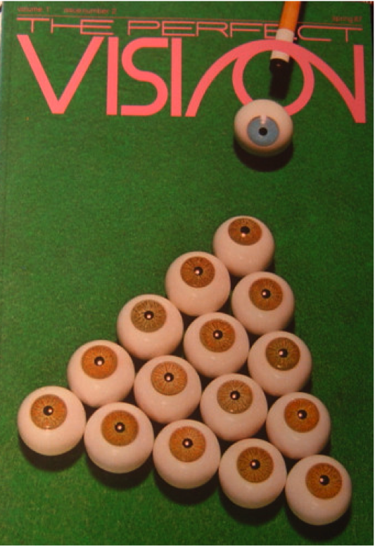 Perfect Vision Magazine Cover