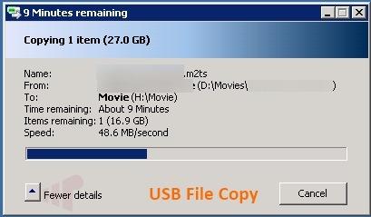 HD Smart H1 USB Copy