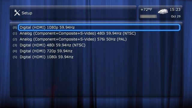 HD Smart H1 Video Output