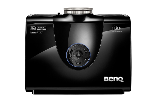 BenQ W7500 Top PR Shot